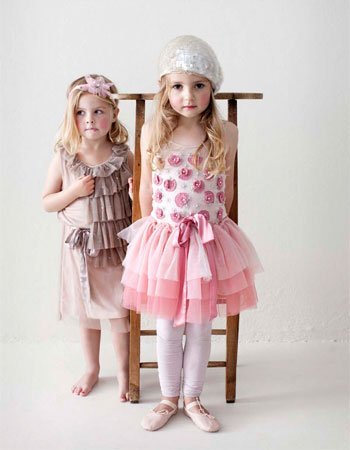 Little Girls Designer Clothing Baby Boy Girl Clothing