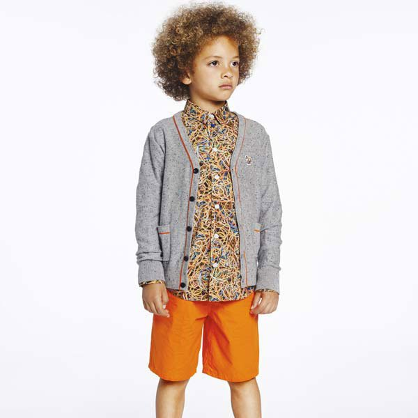 Paul Smith Junior Boys Ruberband Shirt