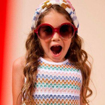 Missoni Pastelle Patterned Dress