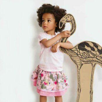 9117969485 Stella Cove Girls Pink Hummingbird Tankini | Dashin Fashion