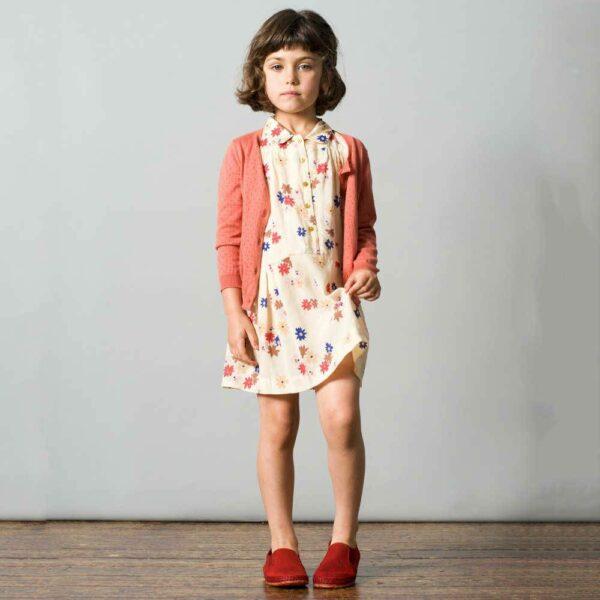 shop look CARAMEL BABY & CHILD Ivory Daisy Isleta Dress