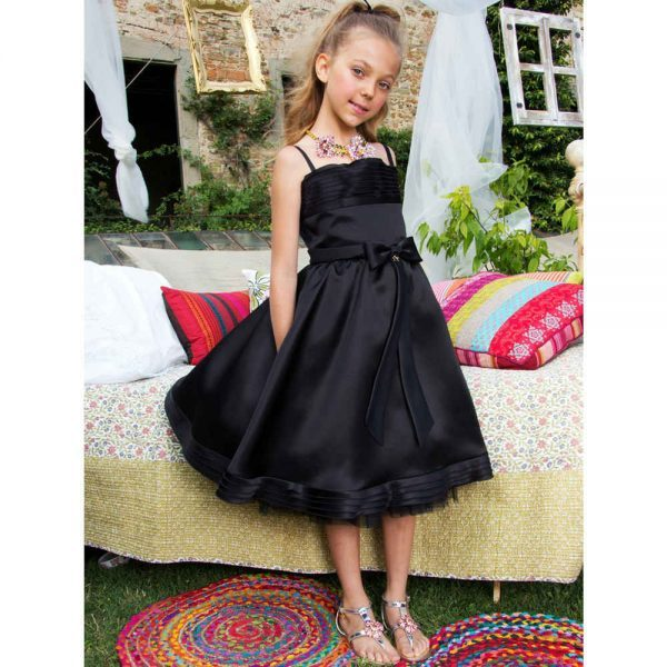 shop-look-DSQUARED2-Black-Silk-Dress