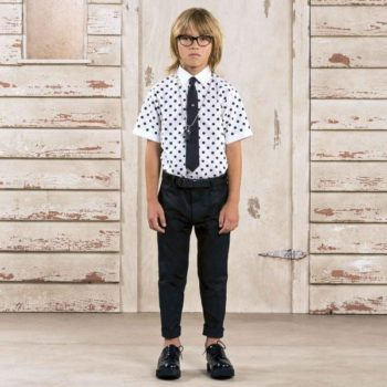 shop-look-DSQUARED2-Boys-White-Cotton-Spotted-Shirt