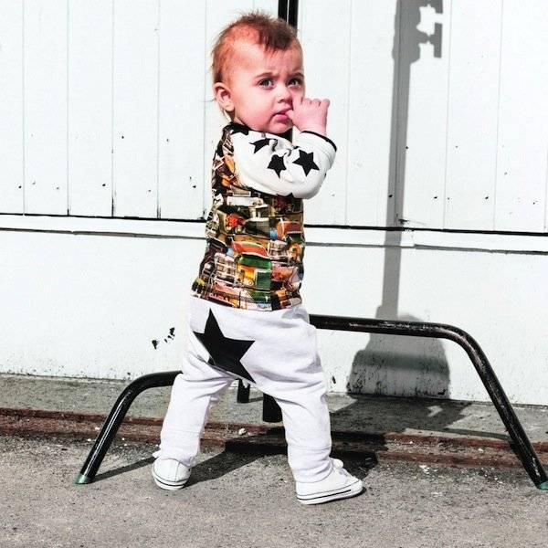 Molo Baby Boys Trucks Elton T-Shirt