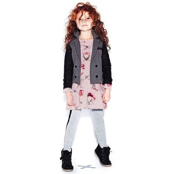 Molo Grey Jersey Henriette Blazer Jacket