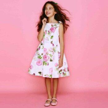shop-look-MONNALISA-CHIC-Vintage-Rose-Print-Satin-Dress