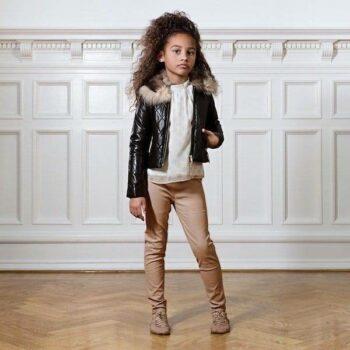 PALE-CLOUD-Brown-Leather-Melu-Jacket