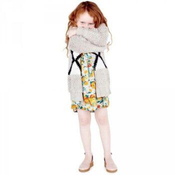 Stella McCartney Kids Floral Print 'Meadow' Dress