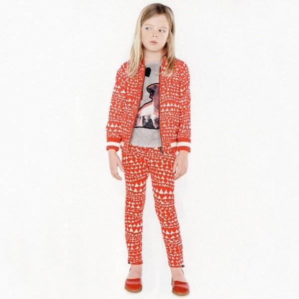 Stella McCartney Kids Polar Bear 'Barley' T-Shirt