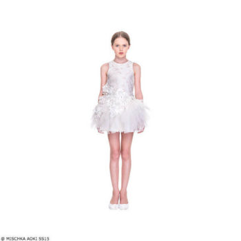Mischka Aoki I'm a Princess Dress SS15