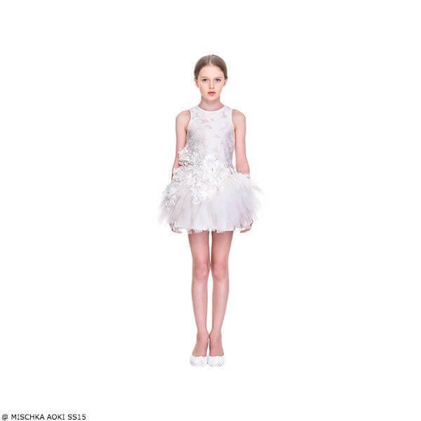 Mischka Aoki I'm a Princess Dress SS15