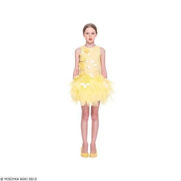 Mishka Aoki She's Stunning Isn't She Dress SS15