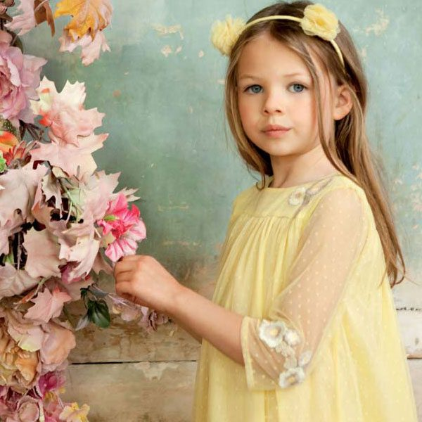 ilovegorgeous primrose dress yellow