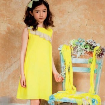 ilovegorgeous Studio 54 Dress Yellow