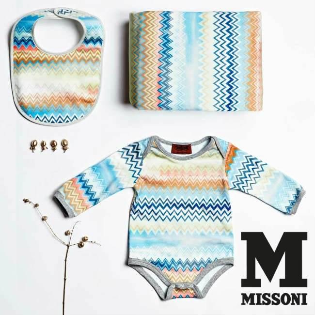 Missoni Baby Gift Set