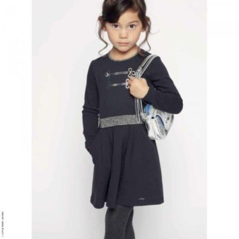 Little Marc Jacobs Milano Dress & Purse