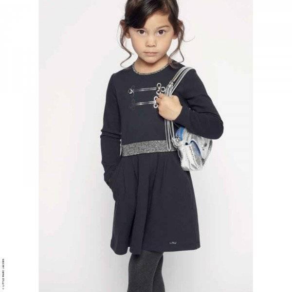 Little Marc Jacobs Milano Dress & Purse