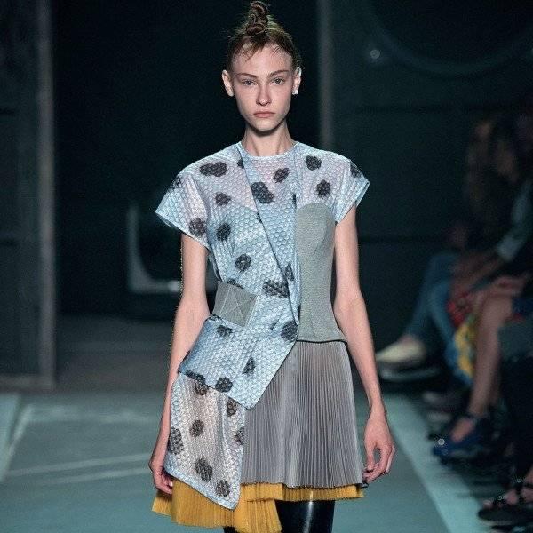 Little Marc Jacobs Womens Spot Dress