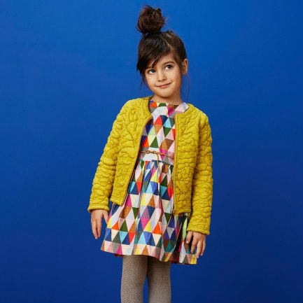Oilily Girls Dhimphy Dress