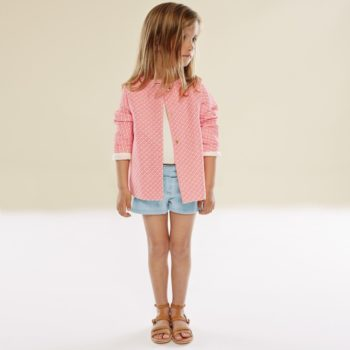 CHLOE-Girls-Pink-Cotton-Tweed-Jacket