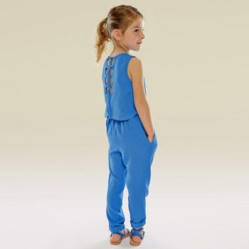 CHLOe-Girls-Blue-Viscose-Jumpsuit