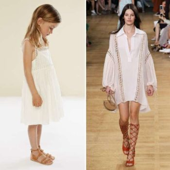 CHLOE-Girls-Mini-Me-Ivory-Cotton-Guipure-Lace-Couture-Dress
