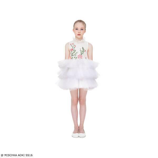 Mischka Aoki Kiss of Spring Dress SS16