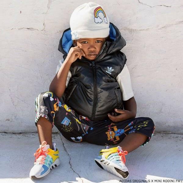Adidas Originals By Mini Rodini Aw17 Limited Edition