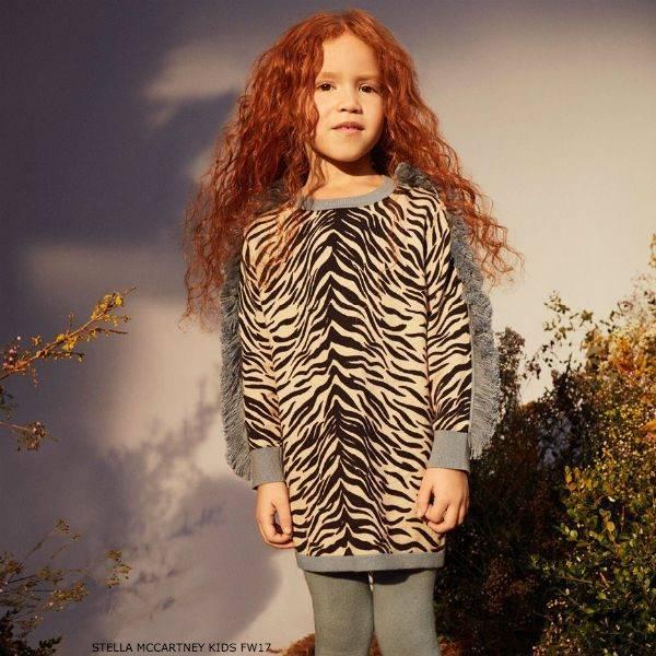 STELLA MCCARTNEY KIDS Girls Alex Knitted Sweater