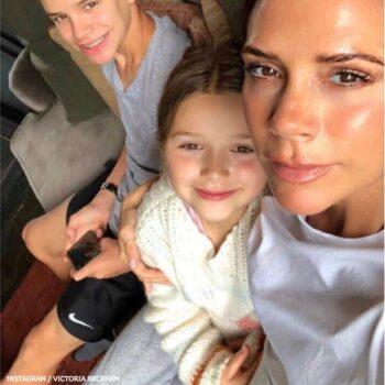 Harper Beckham Seventh Birthdaqy Carrement Beau Sweater