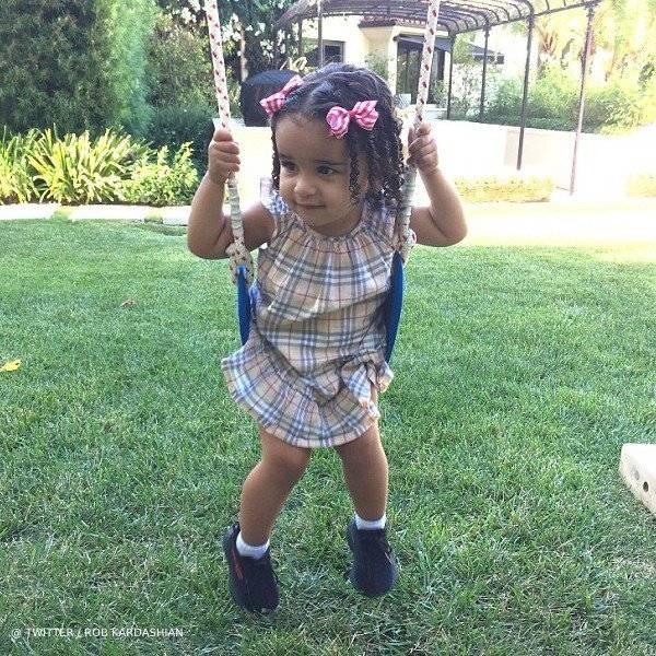 Dream Kardashian - Burberry Baby CARLA Dress Set