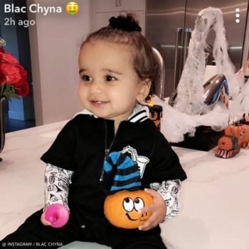 Dream Kardashian - DOLCE & GABBANA Baby Black Musical Instruments Romper