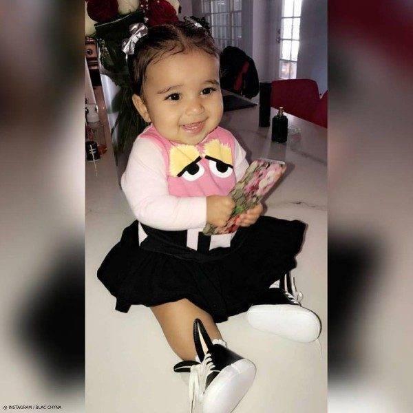 Dream Kardashian Fendi Baby Pink Monster Dress
