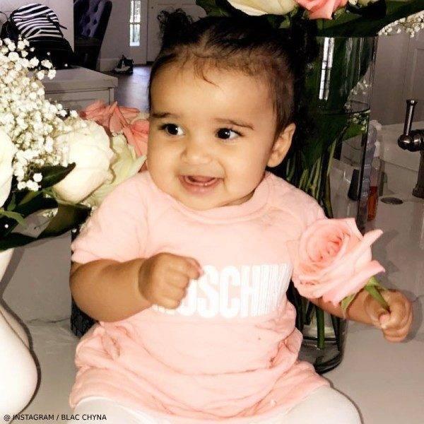 Dream Kardashian Moschino Baby Girl Pink Logo Shirt