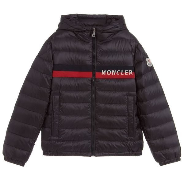 Moncler Enfant Boys Down Padded Jacket