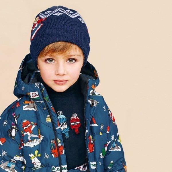 Dolce & Gabbana Boys SCI Down Padded Ski Jacket (1)