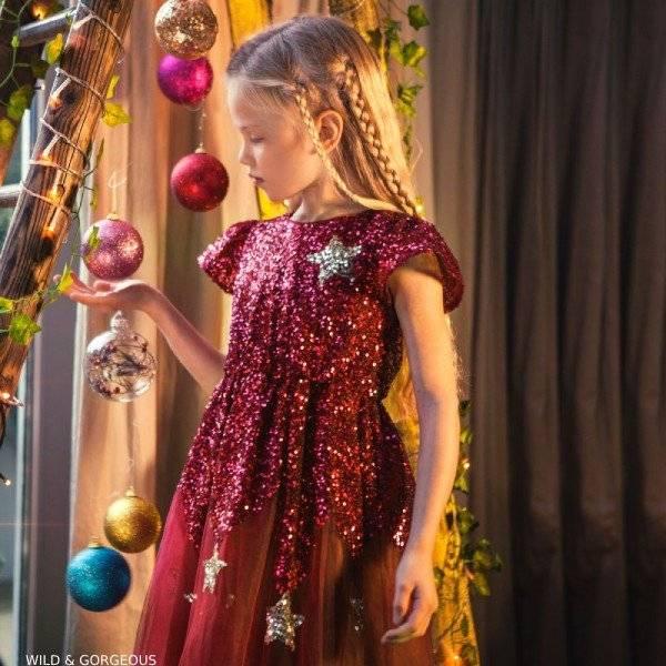 Wild & Gorgeous Fuchsia Pink Sequin Mesh Dress