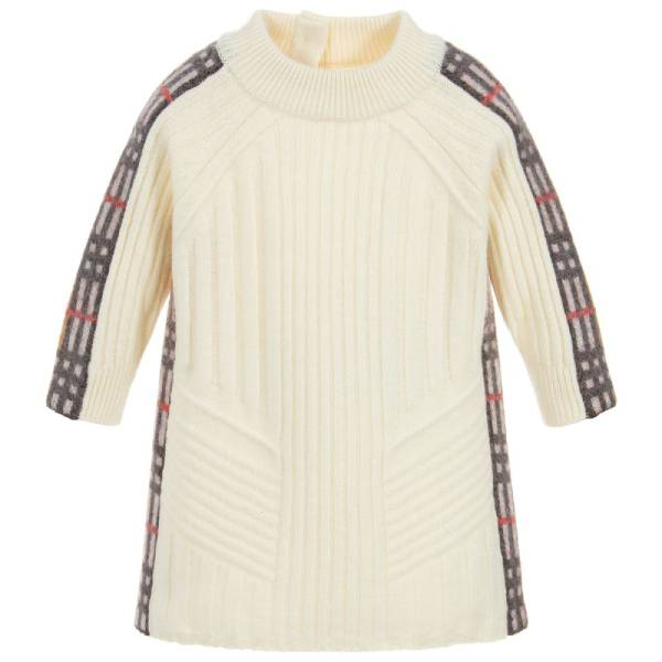 Burberry Baby CATHINA Knitted Dress