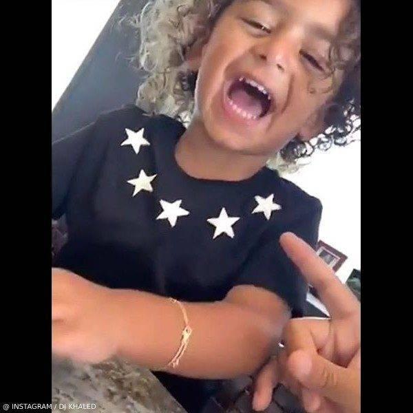 Asahd Khaled - Givenchy Baby Boy Mini Me Stars Around The Neck T-Shirt