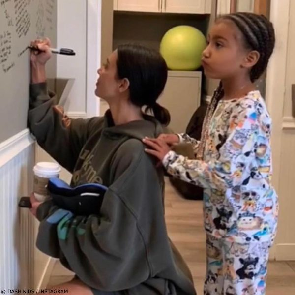 Kim Kardashian North West Molo Girls Lov Mini Pets Pyjamas