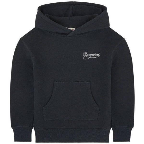 Bonpoint Black Logo Sweatshirt