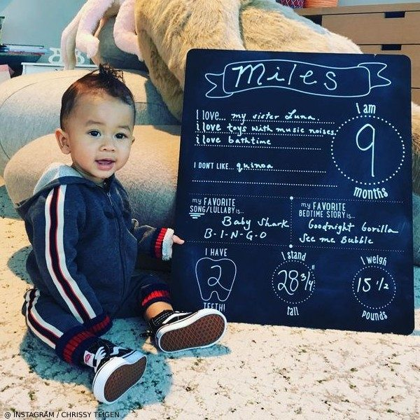 Miles Stephens - GUCCI Baby Boy Blue Mini Me Logo Jacket & Pants