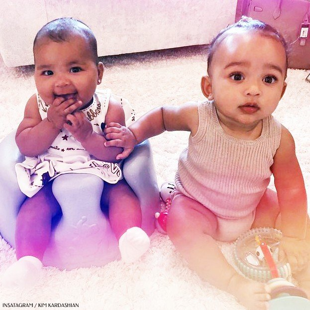 Chicago West True Thomspons DOLCE & GABBANA Baby Girl Amore e Fantasia Dress Set