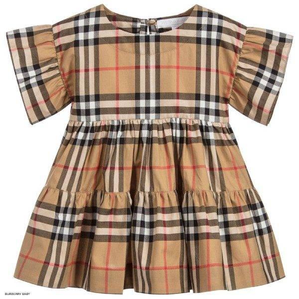 Burberry Baby Girls Alima Dress Set