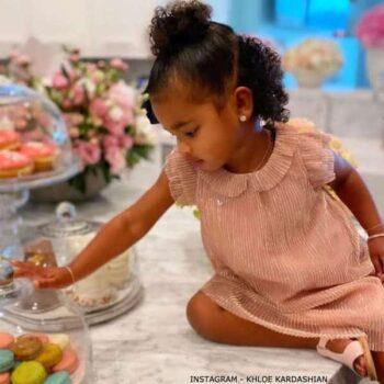 True Thompson Carrement Beau Girls Pink Pleated Short Sleeve Dress