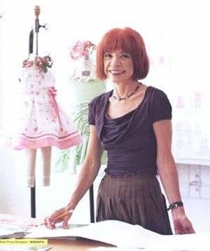 Bernadette Reiss Biscotti Kate Mack Designer