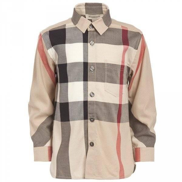 Burberry Boys Cotton Shirt