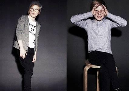 Acne Miniature Boys Clothes Sweden