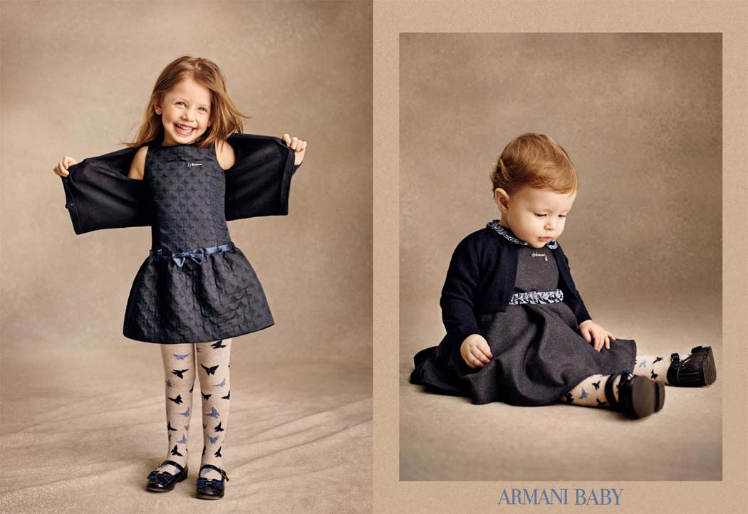 Armani Junior Girls Clothes