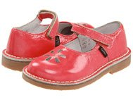 aster red girls shoes france